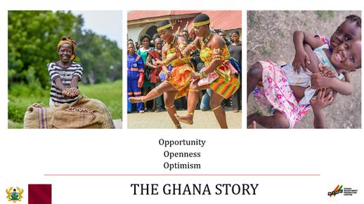 The Story of Ghana