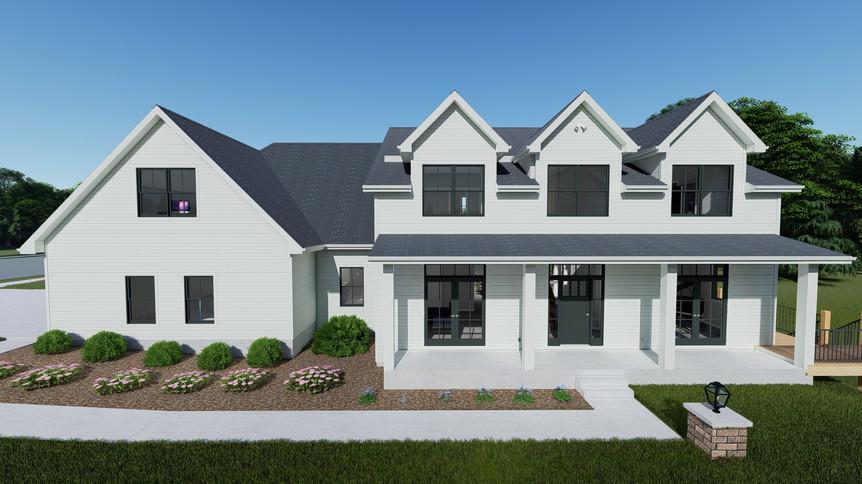 Tru-Built Construction - Dick Residence