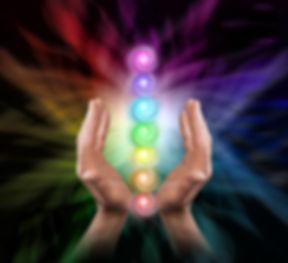 Sending Chakra Healing Energy - Male par