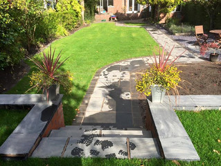 Garden Design in Bramhall