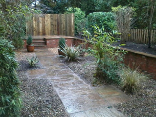 Hard Landscaping in Didsbury