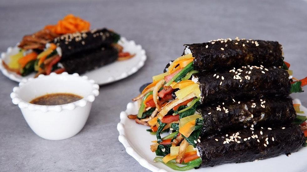 Kimbab (K-sushi)
