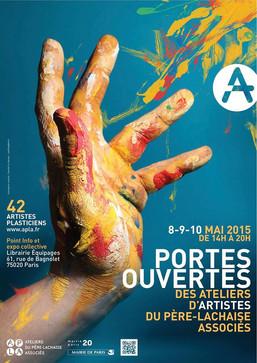 Portes ouvertes des ateliers d'artistes à Paris