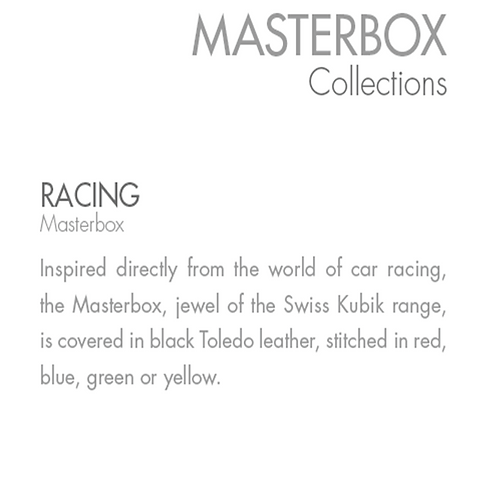 swiss kubik master box