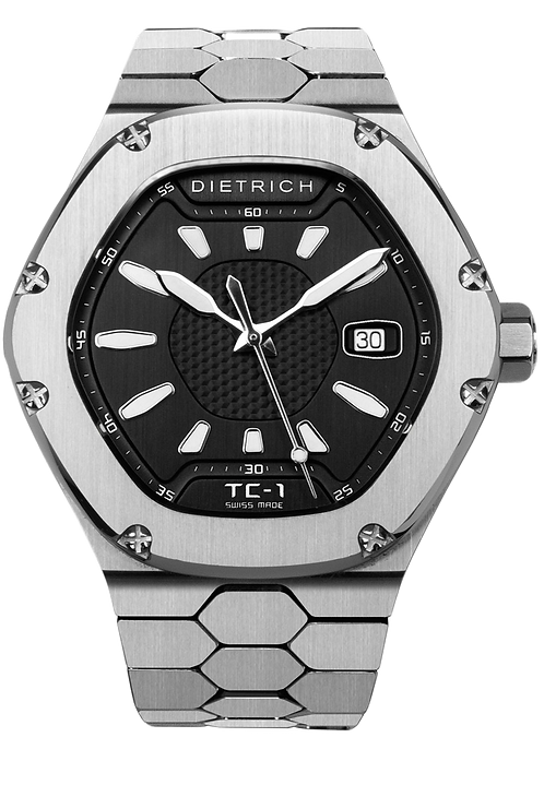 TC BLACK STEEL