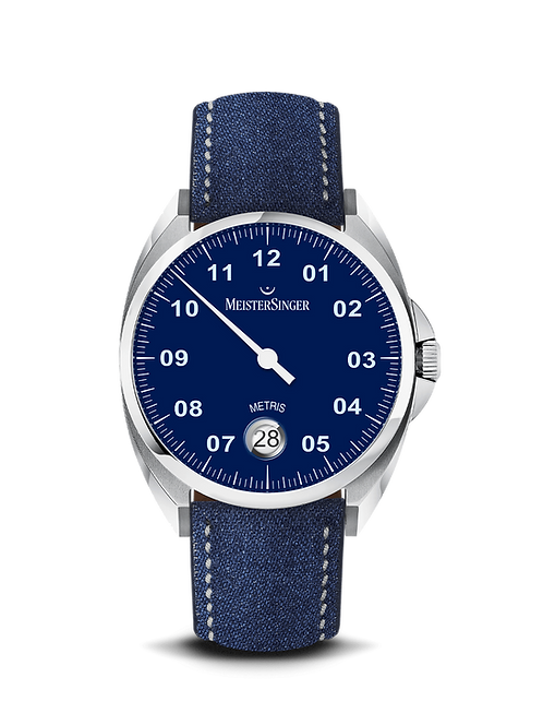 Metris Blue - 38 mm