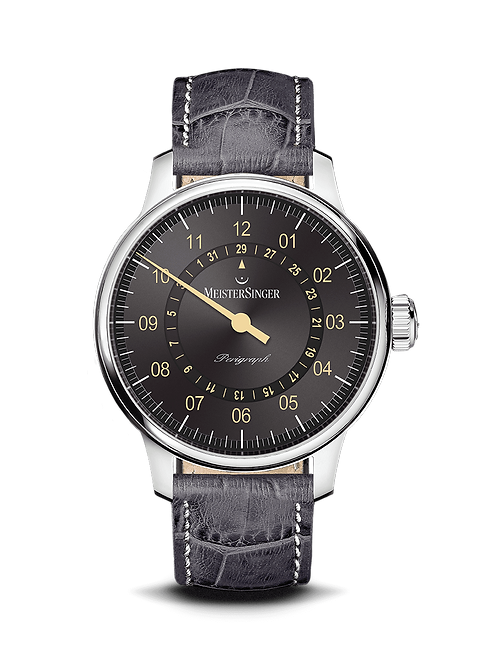 Perigraph Anthracite - 43 mm