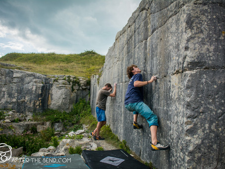 Dorset Bouldering