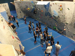 Aaaall _bournemouthuni students came to see us today! Looking forward to the next taster session 😃