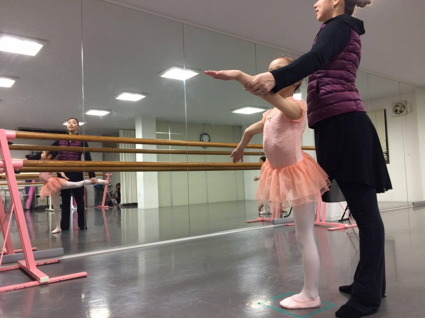 子供 バレエ