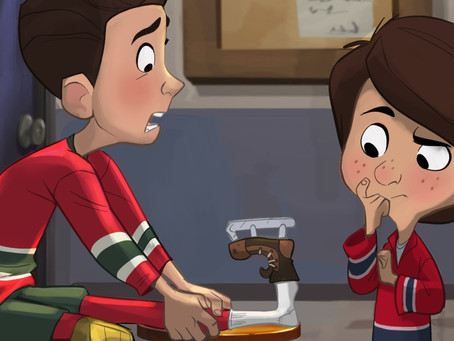 The Magic Hockey Skates Scores U.S. Broadcast Deal With Sprout