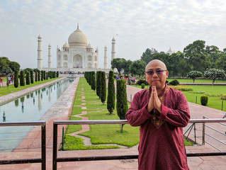 New - India + Dubai Tour 印度+杜拜12天之旅