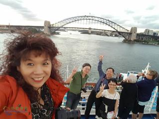 Angela 從澳洲回來了! 這次旅程 大家玩得開心!
