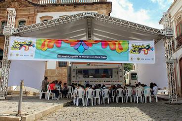 Oficina Vilas de Minas Cozinha Adentro com o SESI/FIEMG
