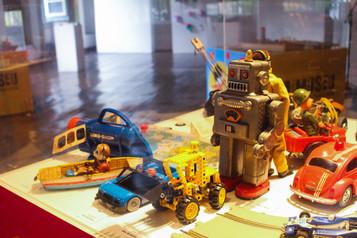 """Exposição """"A Fantástica História dos Brinquedos"""""""