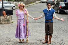 Espetáculo Rapunzel