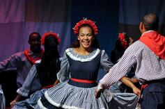 Espetáculo de dança Balança Brasil