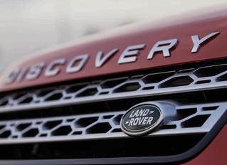 Land Rover Discovery - trancos no câmbio automático