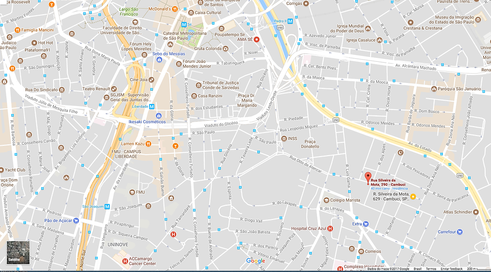 Pradomatic - Novo Endereço Cambuci