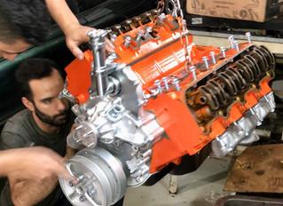 Restauração mecânica total dos  americanos dos anos 50 a 90,  a Pradomatic também curte esta paixão.