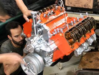 Restauração mecânica total dos  americanos dos anos 50 a 90,  a Pradomatic curte esta paixão.