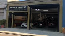Cambio Automatico com GARANTIA DE  5 (cinco) ANOS ou 75.000 km   somente na Pradomatic.