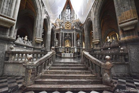 Basilique de Saint-Hubert