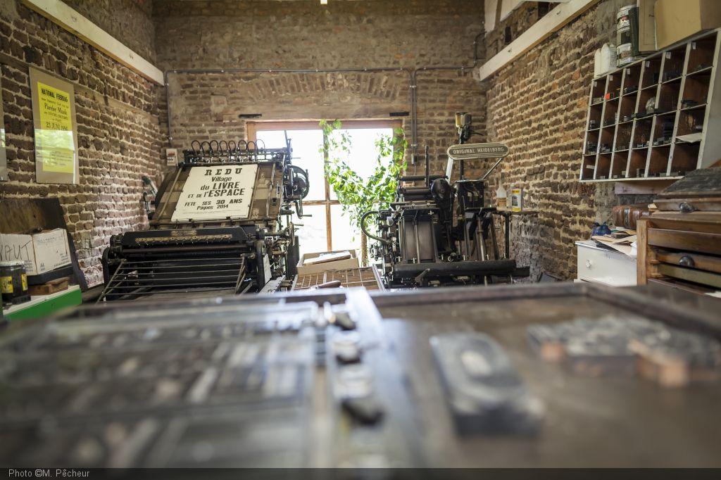 Musée des imprimés en Luxembourg