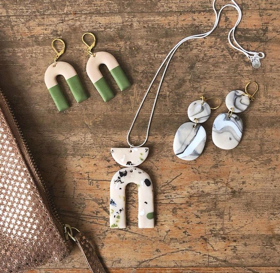 Emily's Fimo Jewellery