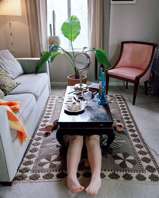 in plain sight [coffee table]
