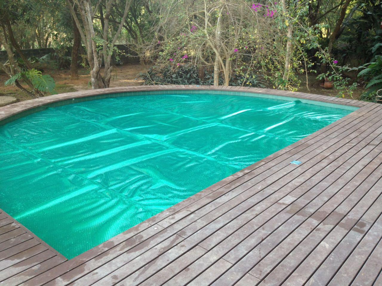 Capa de piscina EcoGreen 1
