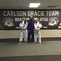 Carlson gracie and sandro black belt pro