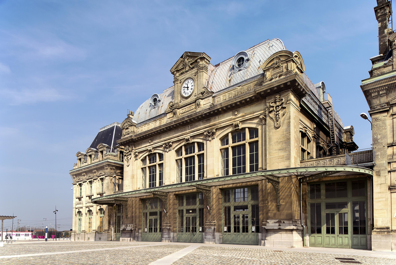 Gare de Saint Omer
