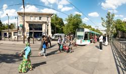 Tramway cité universitaire