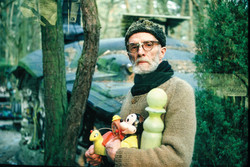 Photo Laurent Danchin, 1976