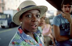 La jeune femme au chapeau