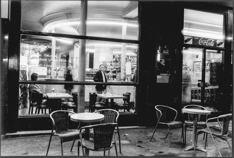Un bar la nuit