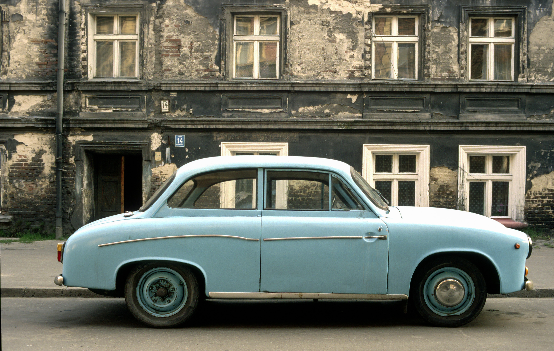 voiture polonaise