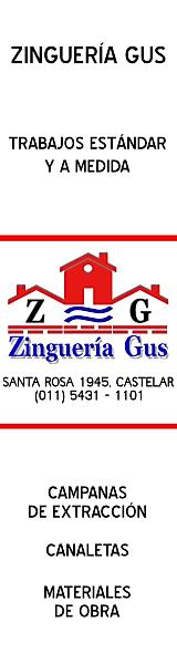 Zinguería Gus Santa Rosa 1945