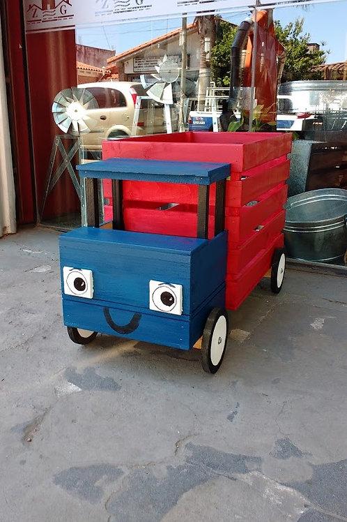 Baúl Camión Habitación Niños / Niñas