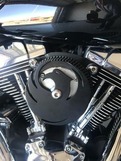 Custom Harley Davdison Cover