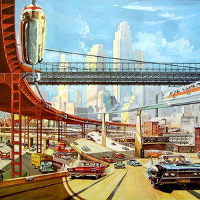 Alternative futures part 2: When our tech giants never happened