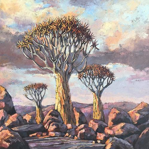 Ryan Loubser - Quiver Tree