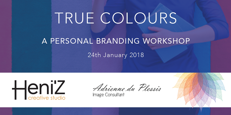 True Colours - A Personal Branding Workshop