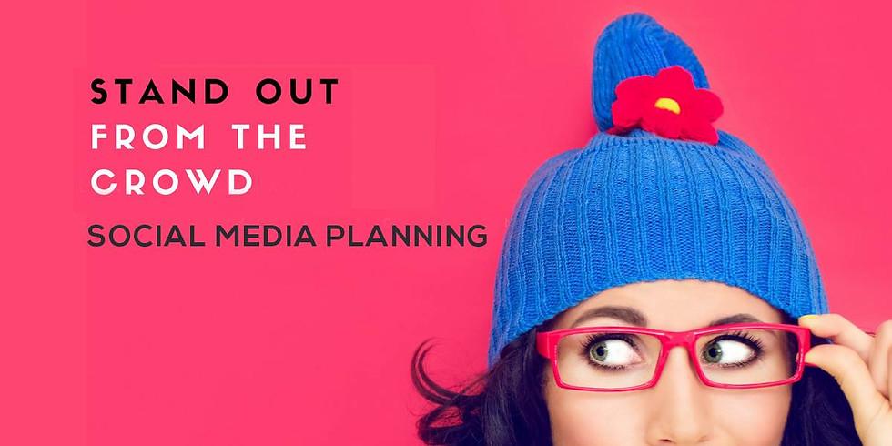 Social Media Planning Workshop- Stellenbosch