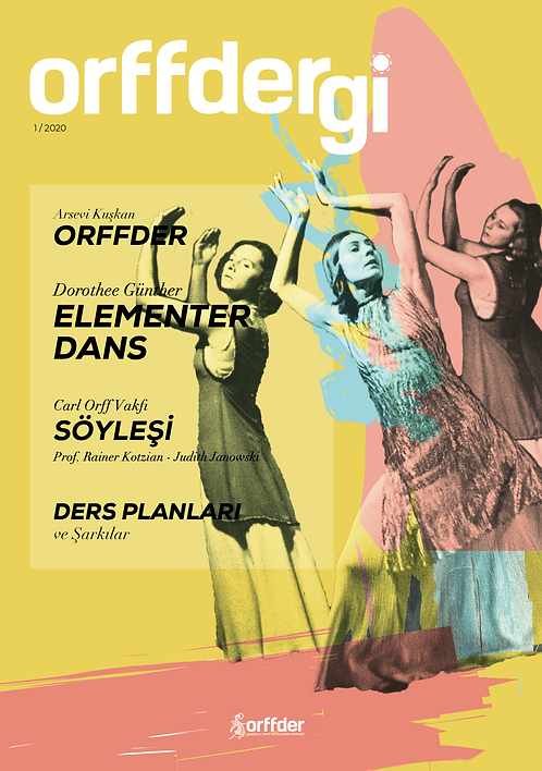 ORFFDERGİ 1/2020