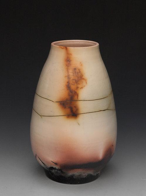 Saggar-Fired Vase