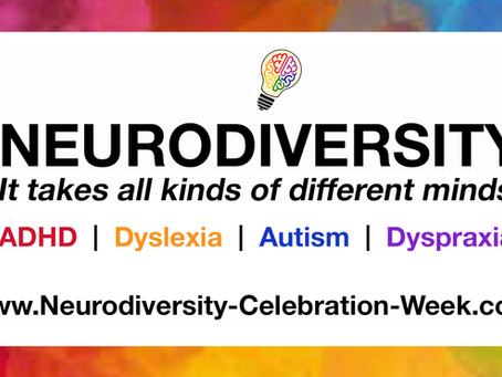 Help NeuroCyber celebrate neurodiversity