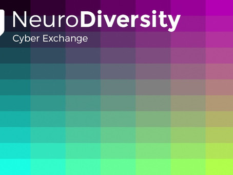 Cyber Exchange holds Neurodiversity Working Group