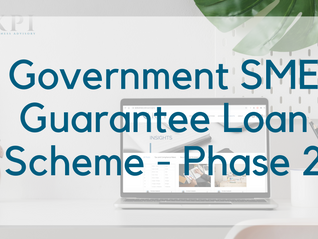 Government SME Guarantee Loan Scheme - Phase 2